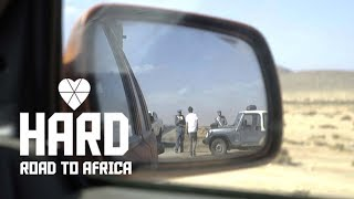 #5 ROAD TO AFRICA - AANGEHOUDEN