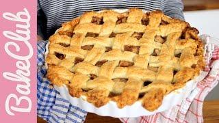 Apple Pie (Gedeckter Apfelkuchen) | BakeClub