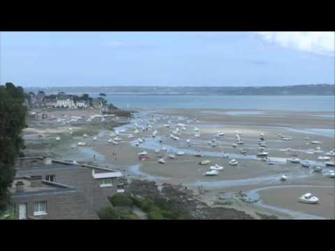 LOCQUIREC À MARÉE BASSE Finistère Bretagne