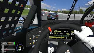 iRacing : The Worst Sim Race I've Been In. [VR] (2018 NiS Pocono I)