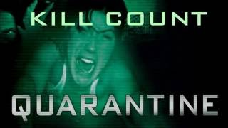 Quarantine (2008) Kill Count HD
