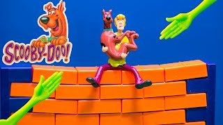 SCOOBY DOO Carton Network  Paw Patrol Hold On Scooby Video Toys Unboxing
