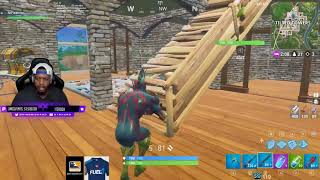 Ninja Explains Why The New Thermal Scoped AR is broken AF And Will Ruin Tournaments!