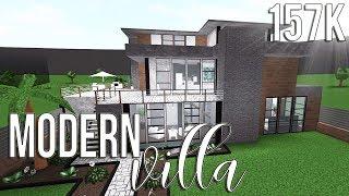 ROBLOX | Bloxburg: Modern Villa 157k