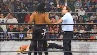 (4.21.1997) Road to Slamboree '97 Part 5 - Chris Jericho vs. Meng