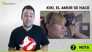 Crítica: 'Kiki, el amor se hace'