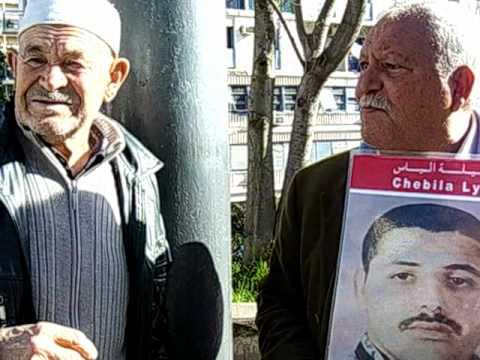 SOS DISPARUS en algerie..12س او اس المفقودين