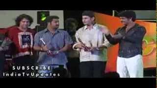 Jr.NTR Make Fun With Mahesh Babu