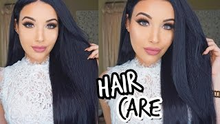 How to Grow Long, Healthy Hair | My Hair Color, Care, & Brazilian Blowouts