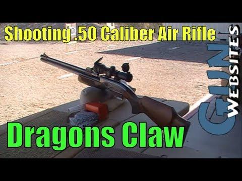 .50 Caliber Air Rifle Dragons Claw