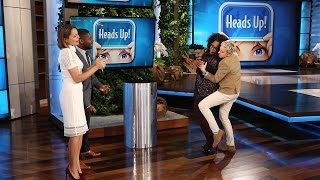 Ellen's Favorite Moments: Ellen Goes All-Out with Celebrity Guests