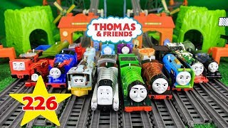 THOMAS AND FRIENDS THE GREAT RACE #226 TrackMaster Spencer Unboxing|Thomas and Friends Toys