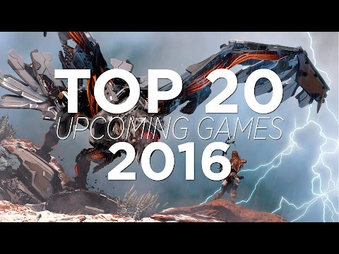 Xxx Mp4 TOP 20 UPCOMING GAMES 2016 HD 3gp Sex