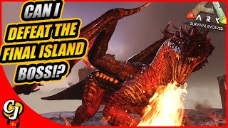 The Time Has COME To FIGHT The ALPHA DRAGON BOSS!! || Ark Story Unmodded Ep 48!! HD Video Download