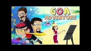 Mighty Raju Goa Adventure