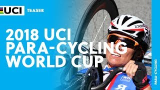 2018 UCI Para-cycling Road World Cup - Teaser