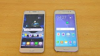 Samsung Galaxy J5 (2016) vs J5 (2015) Review & Camera Test! (4K)