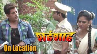 Shahenshah Movie | On Location | Ravi Kishan | Priyanka Pandit | Spicy Bhojpuri