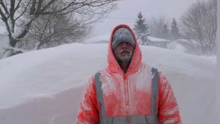 EVER WONDER WHAT WINTER IN CANADA LOOKS LIKE LOL
