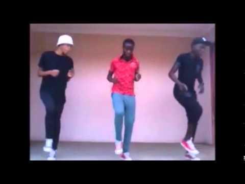 Kwaito/House dance video