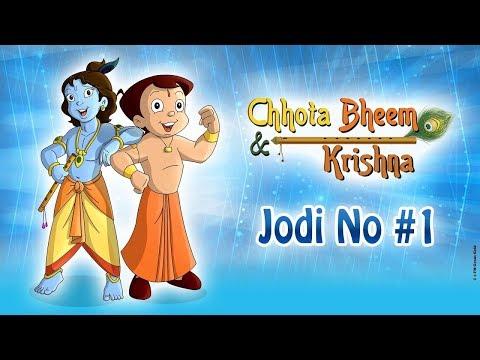 Chhota Bheem - aur - Krishna Jodi No. #1
