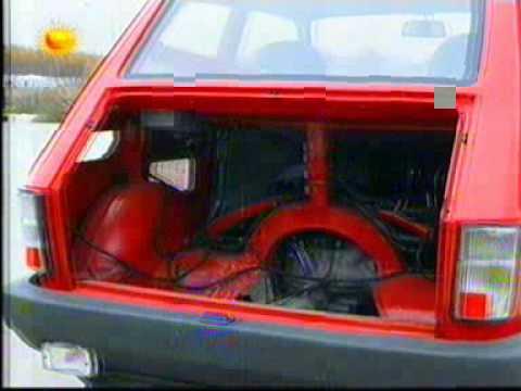 Maluch z Silnikiem Alfy Romeo