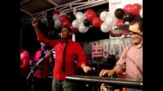 K Zino interprete a Backyard Webe de Mizik feat Fabrice Rouzier 16 11 12