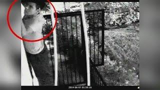 Video deja en evidencia a un ladrón que viola a una niña sin que nadie se dé cuenta