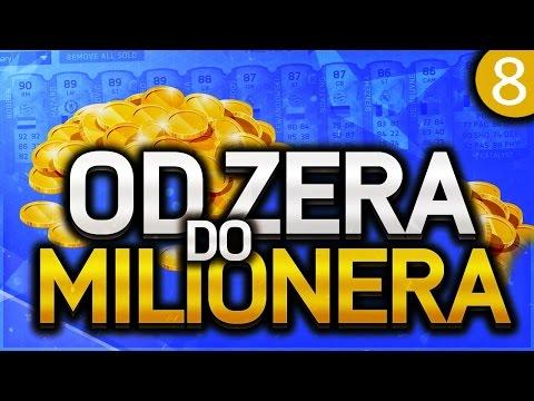 watch FIFA 16 FUT od ZERA do MILIONERA #8