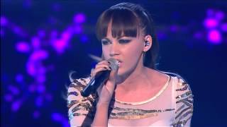 SAMANTHA JADE   'I WILL BE'   X Factor Live decider  10 16 2012