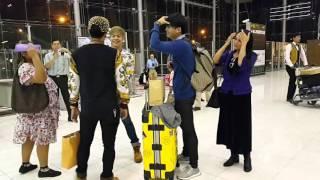 Hunz Japan trip KDD 220116