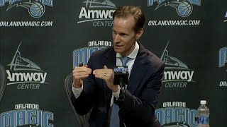 Orlando Magic - Jeff Weltman - Introductory press conference (Part 3 of 4)
