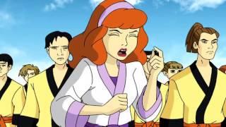 """Daphne VS. Miyumi"" - Scooby-Doo! And the Samurai Sword (Espada do Samurai)"