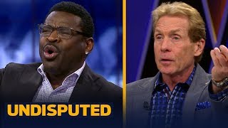 Skip Bayless and Michael Irvin react to the Cowboys