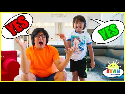 Dad Said YES to EVERYTHING Kids Want For 24 Hours Challenge