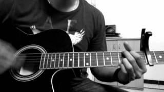 Te Amo - Dum Maro Dum- Acoustic guitar cover