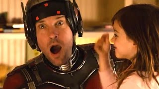 ANT-MAN Gag Reel Bloopers #2 (2015) Marvel Movie HD