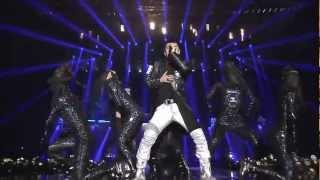 Big Bang-Fantastic Baby Live (English lyrics)