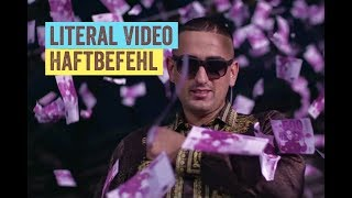 literal Video: HAFTBEFEHL - Ihr Hurensöhne / Saudi Arabi Money Rich