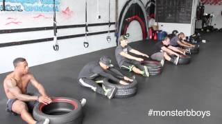 Monster Energy Bboys Training