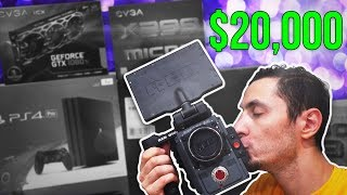 Unboxing $20,000 Worth Of Tech!! - Vlog 19