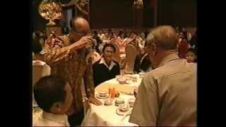 To our the Greatest Father and mother Pithayanukul, Thai forgiving Ceremony and BirthdayPart 2