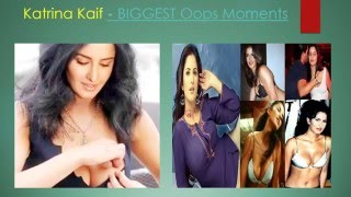 Bollywood Biggest Oops Moment | Beautiful Bollywood Actress