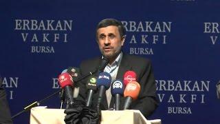 درگیری در سخنرانی محمود احمدینژاد؛ در بورسا چه رخ داد؟