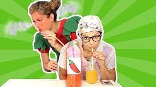 فوزي موزي وتوتي - عصير التيتا - Teta
