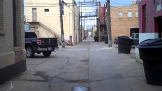 Alley Tour- Downtown Dickinson ND