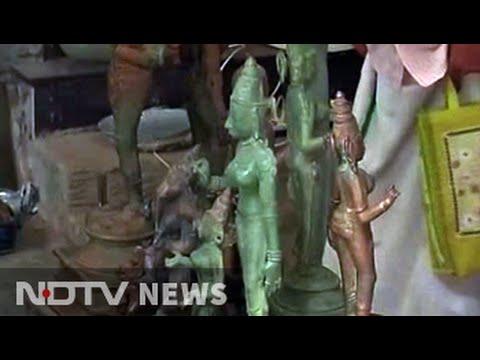 500 Stolen Antique Idols Seized By Tamil Nadu Police