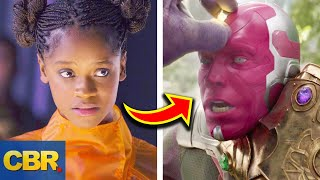 Did Shuri Save Vision In Marvel
