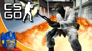 THE RUSSIAN | Counter - Strike : Global Offensive (Trolling, Russian, Funny Highlights)