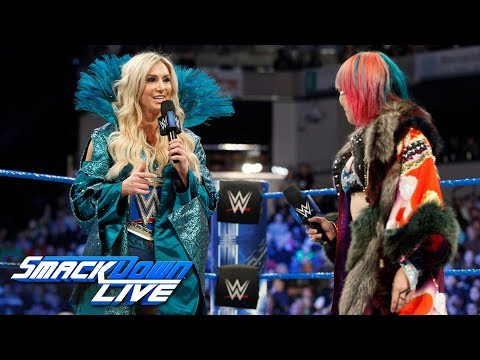 Xxx Mp4 Asuka Explains Why She Chose To Face Charlotte Flair At WrestleMania SmackDown LIVE March 13 2018 3gp Sex